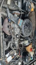 Motor 2.0 álcool carburado monza