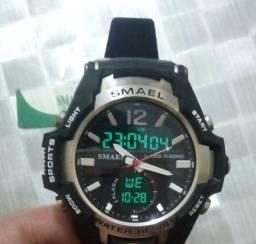 Relógio Smael - à prova d'água