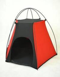 Barraca Pet Camping Tubline