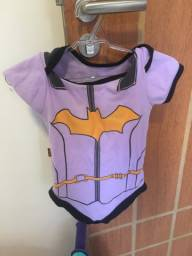 Body bat girl 1 ano