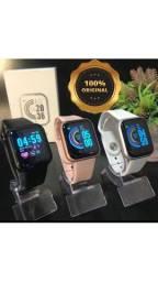 Relógio inteligente smarth watch D20 pro Branco ,Rose e Preto