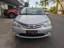 Toyota Etios Xls Sedan 1.5 automático 2016/2017 Completo