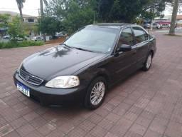 Honda Civic LX 2000 R$ 13.900