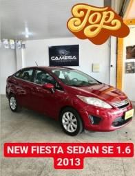 New Fiesta Sedan SE 1.6 2013