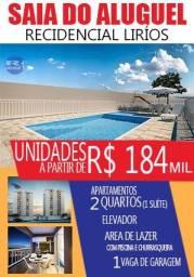 Lançamento 61m² próximo ao Ceagesp à partir de R$184.900,00 - Sorocaba