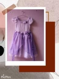 Vestido Delicado Infantil