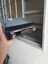Rádio pioneer cd e mp3