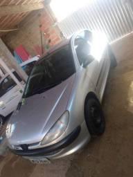 Vendo ou ou troco Peugeot 206 1.0/16 2003 completo