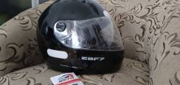 Capacete de moto EBF7 Novo
