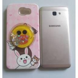 Vendo celular J5 Prime 450