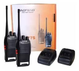 Radio comunicador boafeng