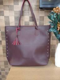 Bolsas de couro ecológico