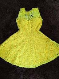 5 vestidos no tamanho P