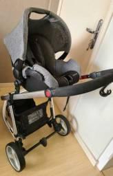 Carrinho com Bebê Conforto Mobi Travel System Safety 1st
