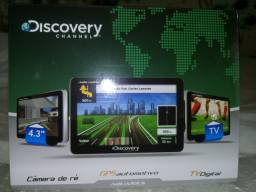 GPS Discovery Chanel