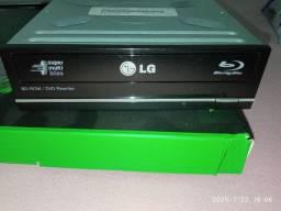 Gravador de blu ray, dvd,cd para computador