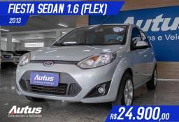 Ford Fiesta Sedan 1.6 Rocam (Flex) 2013