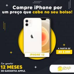 iphone 12 64GB ( 1 ano de garantia )