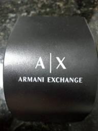 Relógio de pulso marca Armani exchange