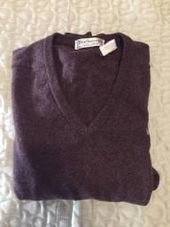 Suéter inglesa masculina Burberry?s original