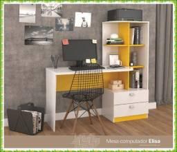Segunda Móveis Ofertas - Mesa PC - Elio