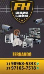 Segurança eletronica