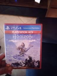 Horizon zerado nunca usado com os código