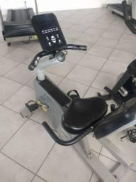 Bicicleta horizontal profissional