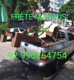 Título do anúncio: Frete Alvorada e toda Manaus 24 hrs