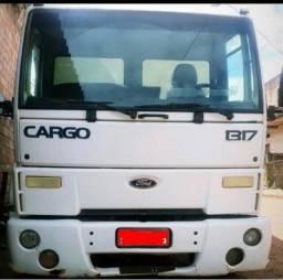 Caminhão Bascula toco Ford 1317