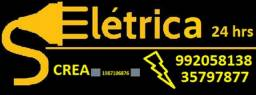 Eletricista 24 horas, Vargens, Recreio, Barra, Taquara, Merck