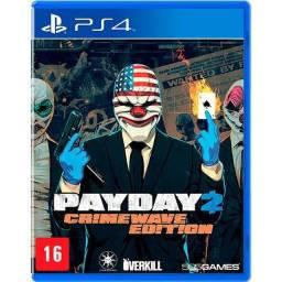 PayDay 2 para PS4