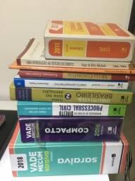 Kit livros Direito e Sociologia