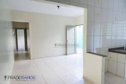 Casa com 2 dormitórios para alugar, 60 m² por R$ 700,00/mês - Jardim Petrópolis - Goiânia/