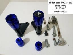 Slider MT03 e R3