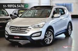 Hyundai Santa Fe 3.3 V6 270HP AWD TETO 7 LUGARES 4P