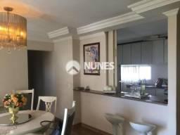 Apartamento à venda com 3 dormitórios em Jaguare, Sao paulo cod:V435371
