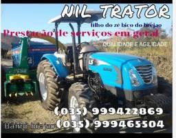 prestação de serviços em silagem de milho,sorgo