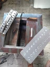 Máquina de Sorvete + Desenformador