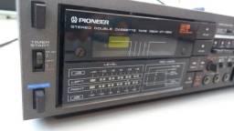 Título do anúncio: Tape Deck Pioneer Ct-05w (1984) Ñ Sansui Marantz Yamaha
