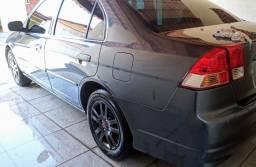 Civic lx 1.7 2004 automático