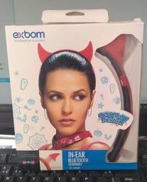 COD:0118 Fone Diabinho Bluetooth HF-C262BT