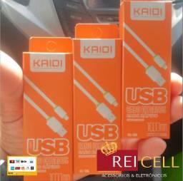 Capo USB pra iPhone