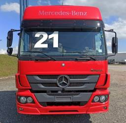 MB Atego 3030 8x2 Aut Super Completo (Chassis) 2021
