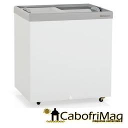 Freezer Sorvete Gelopar (NOVO) Sorveteria Arraial Cabo Frio Búzios São Pedro Araruama