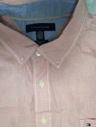 Blusa social masculina Tommy Hilfiger Tam:XXG
