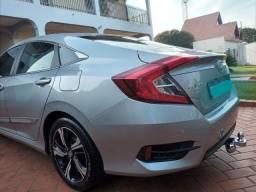 Honda Civic EX 19/19 Flex 2.0 Prata