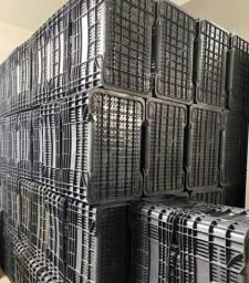 Caixas plásticas hortifruti PL 60