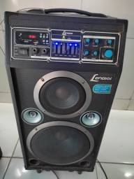 Cx de som Lenox 300w,R$ 550,