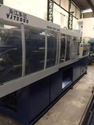 Injetora de plástico YJ200, 430g em PS
